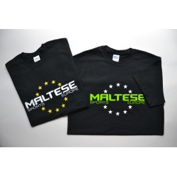 Maltese Promotion Shirt Zwei